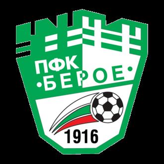 PFC Beroe Stara Zagora - Image: Beroe Logo