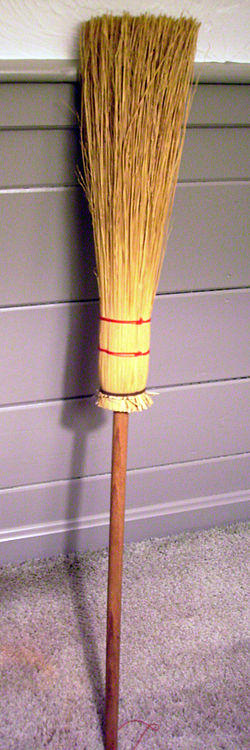 definition of besom
