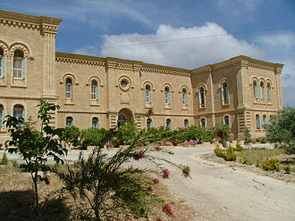 Bethlehem - Residence of the Congregation of the Sacred Heart of Jesus of Betharram, 2008