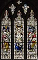 Beverley, St Mary's church, window s.XVI (25302635762).jpg