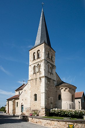 Bezannes church.jpg