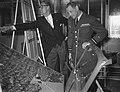 Bezoek Deense Koninklijke familie , derde dag, bezoek Philips Hilversum, Bestanddeelnr 906-4294.jpg