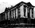 Biblioteksbyggnader, Stadsbiblioteket i Augsburg, Nordisk familjebok.png
