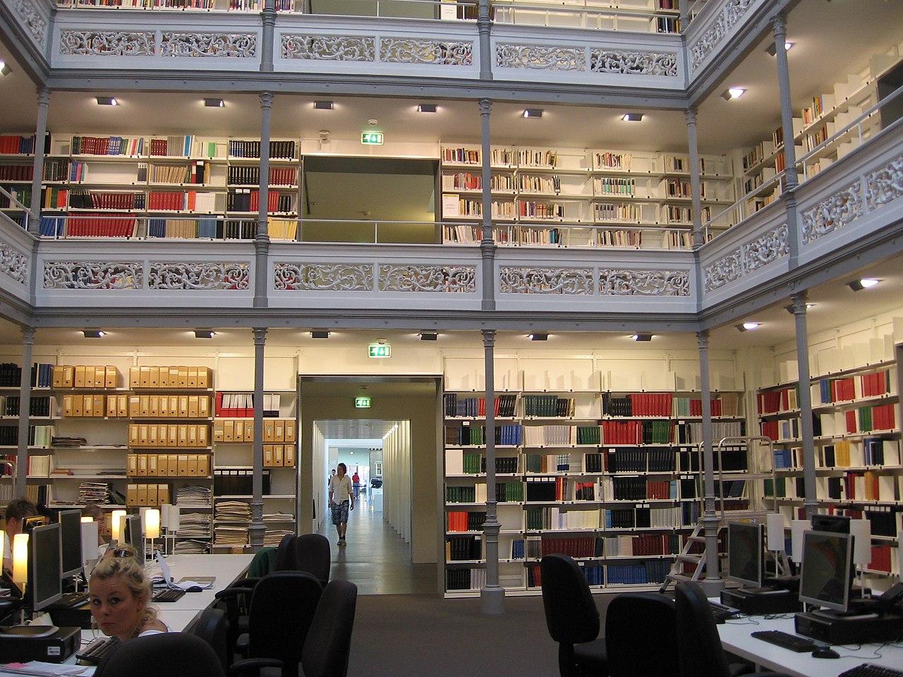 Universiteitsbibliotheek binnenstad universiteit utrecht review ebooks - Geintegreerde bibliotheek ...