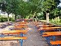 Biergarten auf der Saint-Germanin Terrasse beim Pompejanum - panoramio.jpg