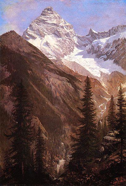 File:Bierstadt Albert Canadian Rockies Asulkan Glacier.jpg