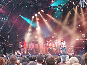 Biffy Clyro - Biffy Clyro performing live in Leeds, 2006