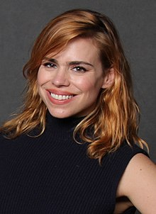 Billie Piper januari 2016.