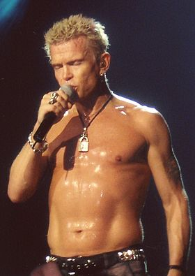 Billy Idol Brixton Academy London 11.11.2005 (2).JPG
