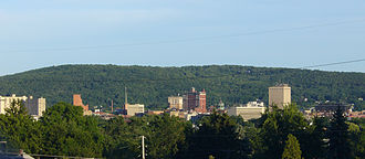 Southern Tier - Skyline of Binghamton