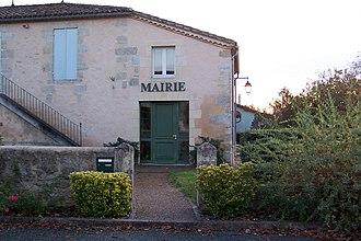 Birac, Gironde - Town hall