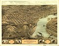 Bird's eye view of the city of Saint Joseph, Missouri 1868. LOC 73693489.jpg