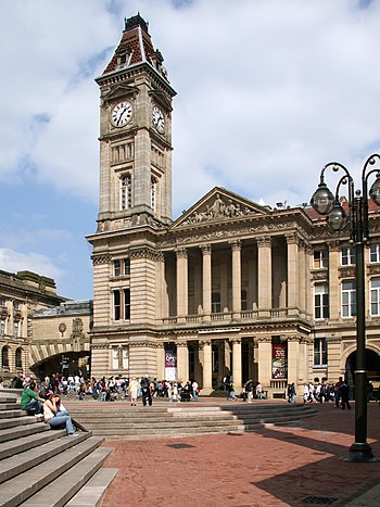 Birmingham Museum and Art Gallery.
