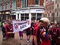 Birmingham Blaze FC At Birmingham Pride 2012.jpg