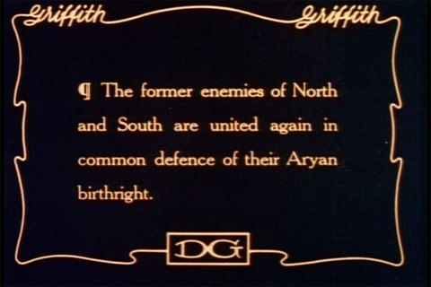 Birth of a nation Aryan quote