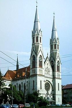 Biserica Romano-Catolica Elisabetin Timisoara 1.jpg