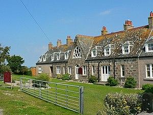 Bishop's House, Iona - Bishop's House, Iona