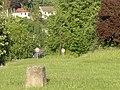 Bishopston Fundamental Benchmark - geograph.org.uk - 1384354.jpg