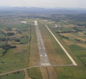 Banja Luka International Airport - Image: Blairport