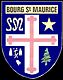 Coat of arms of Bourg-Saint-Maurice