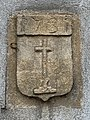 Blason Marcigny Mur Rue Gare - Marcigny (FR71) - 2020-12-25 - 2.jpg