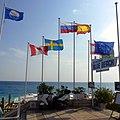 Blue Beach - Plage Restaurant de Nice - Promenade des Anglais - 06000 Nice Face au Negresco - panoramio.jpg
