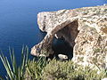 Blue Grotto from above.JPG