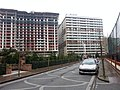Blue Residence inşaatı ve Önay Garden Residence, Şubat 2013 - panoramio.jpg