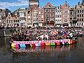 Boat 11 Bingham Cup Amsterdam 2018, Canal Parade Amsterdam 2017 foto 5.JPG