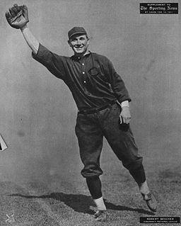 Bob Bescher American baseball player