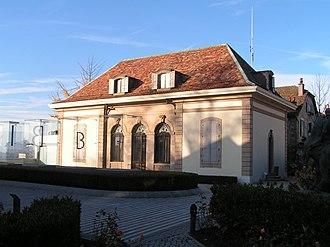 Cologny - Image: Bodmer Cologny 2