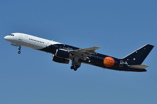 Boeing 757-200 Titan Airways (AWC) G-ZAPX - MSN 29309 936 (9510310821)
