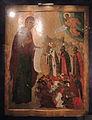Bogolubskaya s predstoyashimi (16th c., Kremlin).jpg