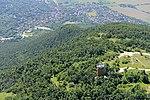 Boldog Özséb-kilátó, légi fotó.jpg