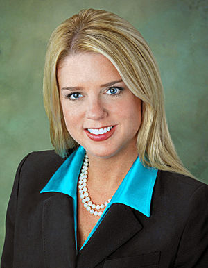 Pam Bondi - Image: Bondi bio photo crop