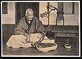 Bonsai enthusiast in Japan (1915 by Elstner Hilton).jpg