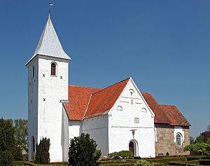 Borum - Borum church