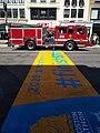 Boston Fire Truck Boston Marathon Finish Line.jpg