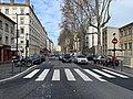Boulevard des Brotteaux au niveau de la rue Robert (Lyon).jpg