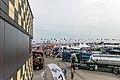 Bovenaanzicht showstraat Truckstarfestival 2013 (9406282039) (2).jpg
