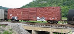 meaning of boxcar