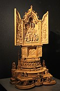 Miniature altarpiece