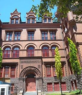 Boys High School (Brooklyn) defunct high school in Brooklyn