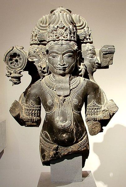 Ficheiro:Brahma Inde Musée Guimet 27971.jpg
