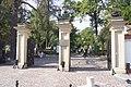 Brama cmentarz Rakowicki Krakow.jpg