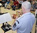 Brass in Blue performs for veterans 140825-F-VO743-121.jpg
