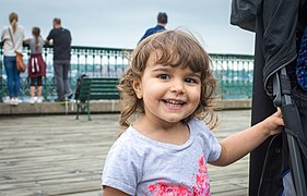 Brazilian inmigrant girl on Québec city.jpg