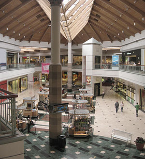 Brea Mall - Interior of Brea Mall