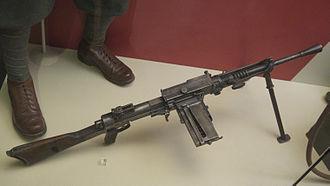 Breda 30 - Breda 30 at Canadian War Museum