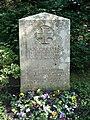 Bremen Riensberger Friedhof Karl Carstens.jpg